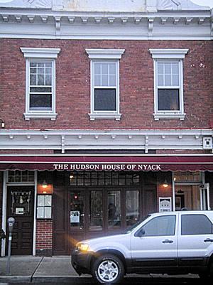 Hudson House Nyack