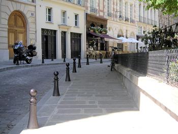 Place Duaphine Paris