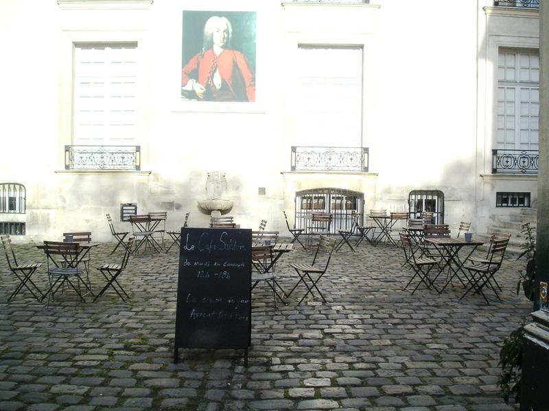 Secret Care in Paris