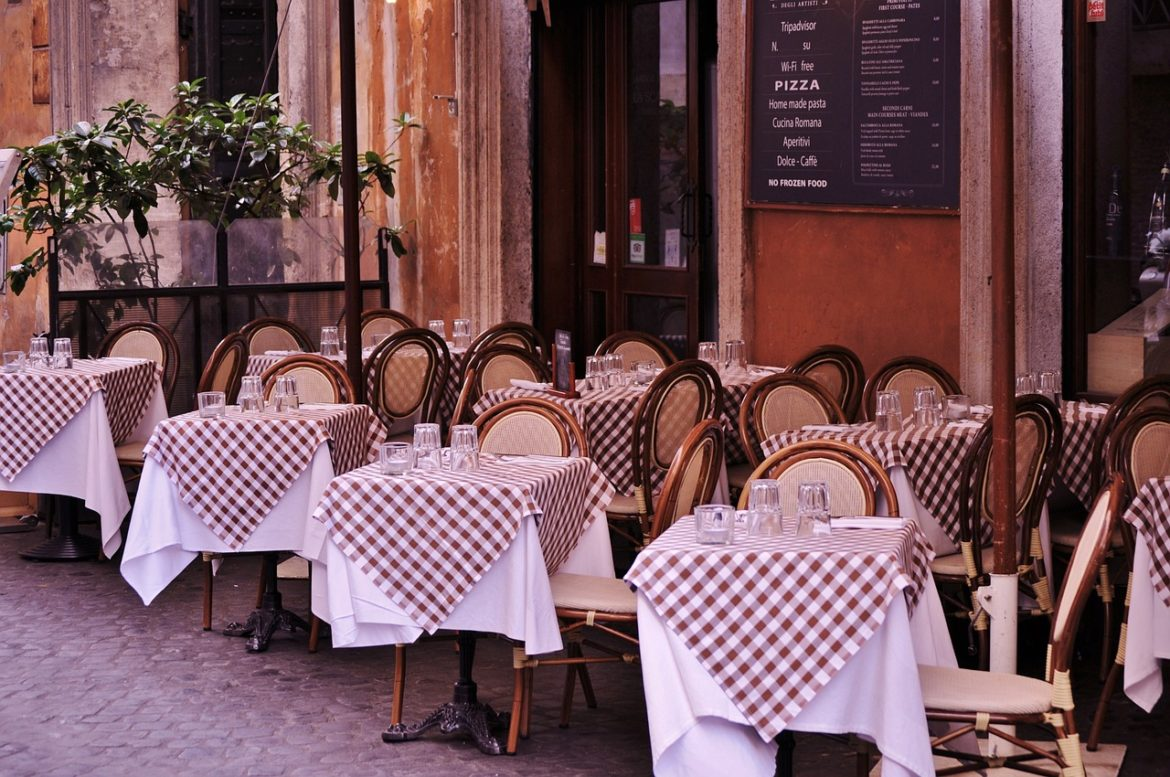 dining europe on a budget