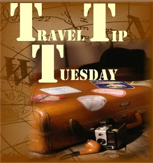 Travel Tip Tuesday Logo