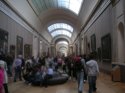 Free Paris Museums - Louvre