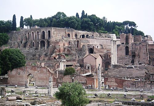 Roman fourm