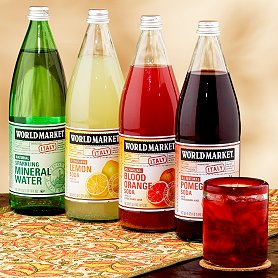 Cost plus italian soda