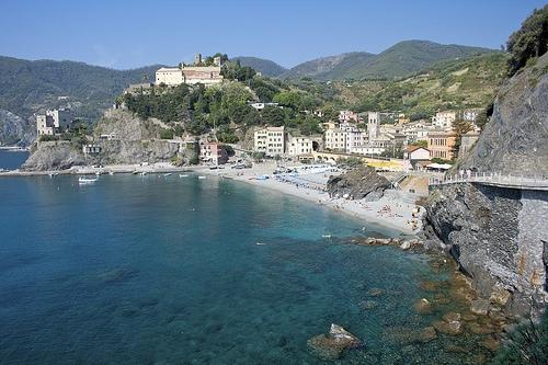 Monterosso al Mare Cinque Terre italy
