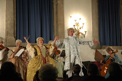 Winter in Venice means Opera performances