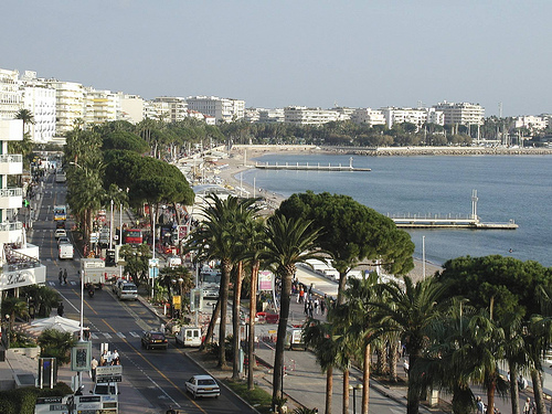 French Riviera : Cannes