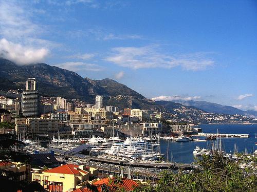 French Riviera : Monaco