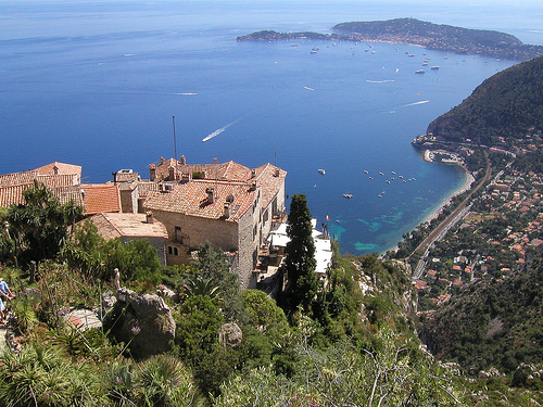 French Riviera : Eze