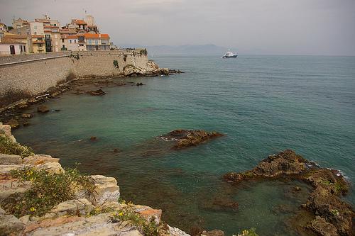 French Riviera : Antibes