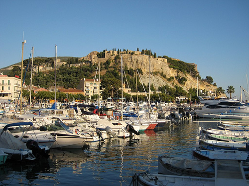 French Riviera : Cassis