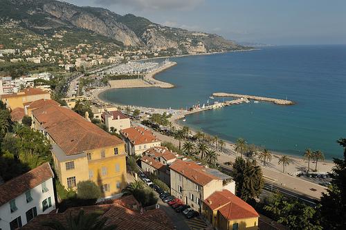 French Riviera : Menton