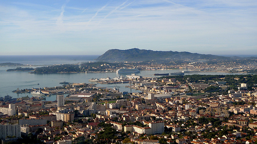 French Riviera : Toulon