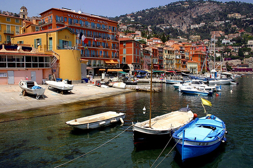 French Riviera : Villefranche
