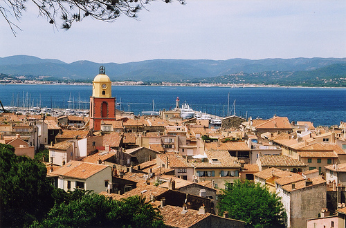 French Riviera : Saint Tropez