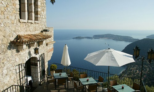 Chateau Eza, Eze France