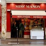 Paris patisserie Miss Manon