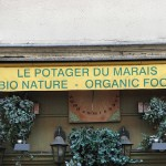 how to go organic traveling in paris