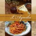 l'aquila cookbook recipes that benefit the earthquake