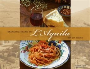 l'aquila cookbook recipes that benefit the earthquake