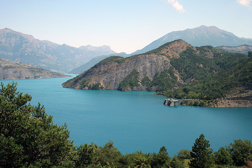 lakes in France