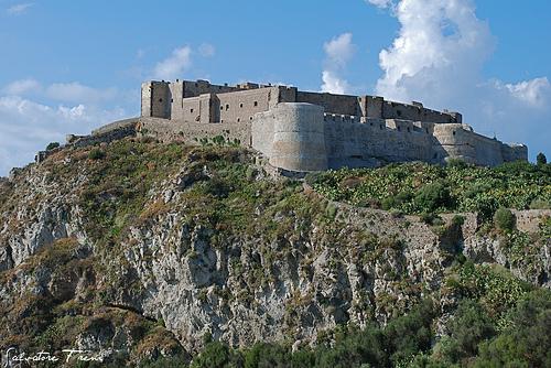 Castello Milazzo Sicily