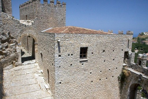 Castello Caccamo Sicily