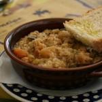 Ribollita tuscan food