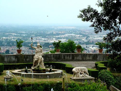 Villa d'Este Gardens Tivoli