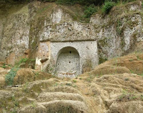 Tomba del Sirena Sovana