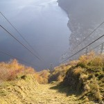 Chair lift Lake Como