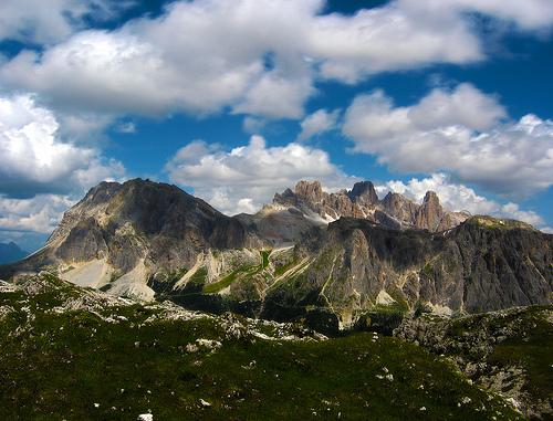 scenic drives in italy Grande Strada delle Dolomiti