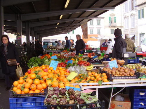 Florence Food Market Tour