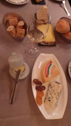 Cheese Tasting Tour Paris
