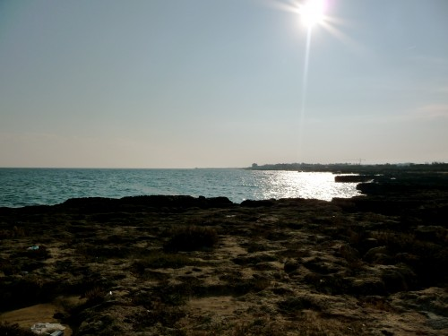 puglia beach adriatic sea