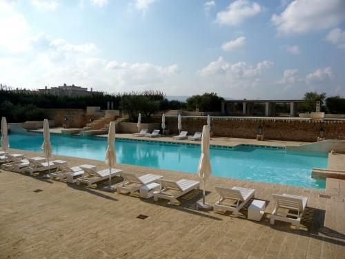 Borgo Egnazia pool