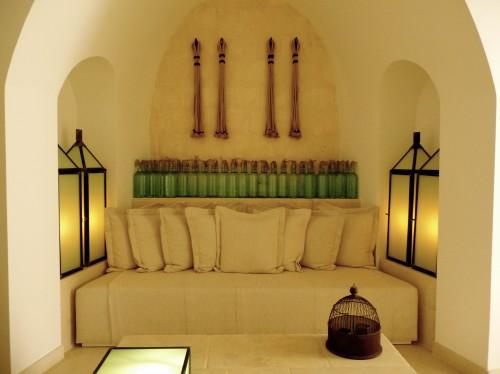 sitting area Borgo Egnazia