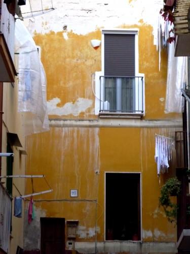 Laundry handing in Puglia