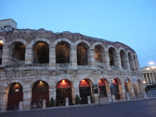 Verona italy arena