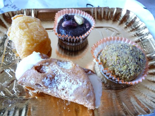 Food in Rome : sweets from Ciuri Ciuri