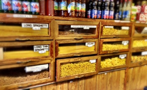 Dried Pasta Selection