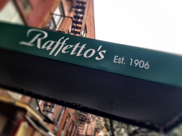 Rafettos pasta new york city