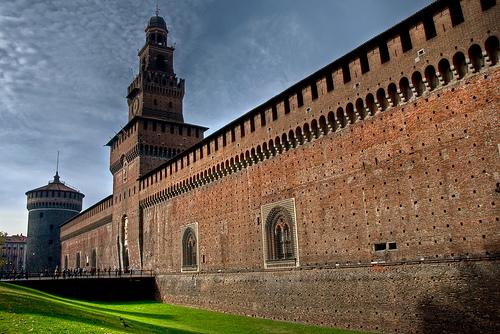 Milan Sforza Castle