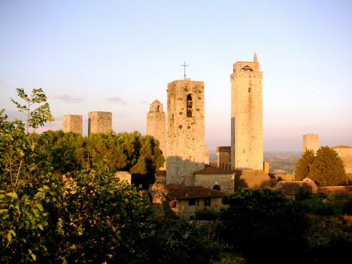 Free things to do San Gimignano