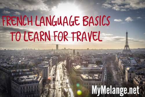 french language for travel