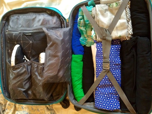 pack for 2 weeks